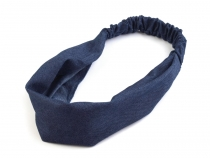 Stretch Denim Headband