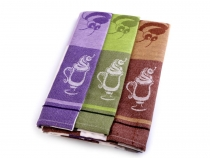 Cotton Kitchen Towels 50x70 cm Jacquard