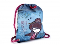 Drawstring Bag Anekke Seaside Collection 32x40 cm