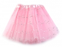 Kids Party Skirt with Sequins