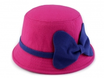 Fedora Hat with Bow