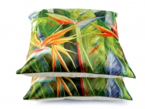 Cushion Cover Strelitzia 44x44 cm