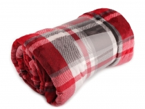 Flannel Fleece Blanket Christmas 150x200 cm