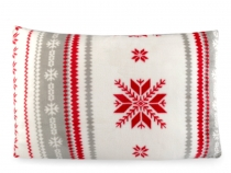 Flannel Fleece Pillowcase Christmas 50x70 cm