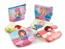 Girls Coin Purse 10x12 cm