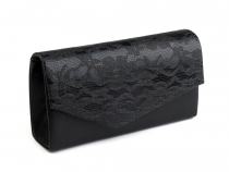 Evening Lace Clutch Bag 10.5x20 cm 2nd quality