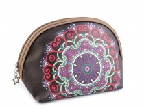 Cosmetic Bag Mandala 15x25 cm
