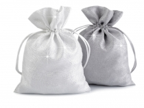 Gift Pouch Bag with Lurex 13x18 cm