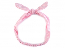 Stretch Headband with Bow