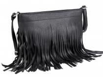 Handbag with Tassels 19x28 cm 2nd quality