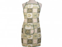 Kitchen Apron double-sided 58x65 cm