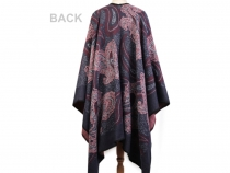 Double-sided Poncho