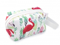 Cosmetic Bag with Printing 12x19 cm