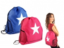Drawstring Bag Star