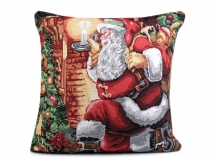 Christmas Cushion Cover 46x46 cm Tapestry
