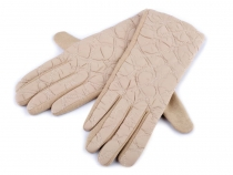 Ladies Quilted Gloves