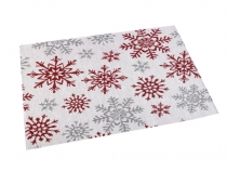 Christmas Table Placemats 33x47 cm
