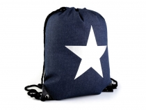 Drawstring Bag Anchor / Star