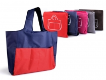 Foldable Shopping Tote / Folding Shopper 38x40 cm