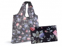 Foldable Shopping Tote / Folding Shopper 42x44 cm