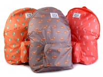 Folding Waterproof Backpack / Rucksack 39x43 cm