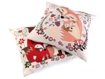 Cushion Cover Fox 45x45 cm