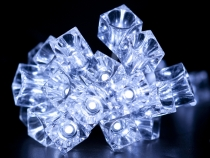 LED String Light Ice Cubes