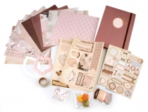 Scrapbooking DIY Photo Book Kit
