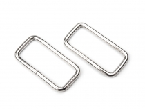 Metal Belt Loop Buckle 13x32 mm