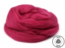 Wool Fleece Roving 20 g combed