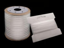 Silicone Clear Elastic Tape width 8 mm
