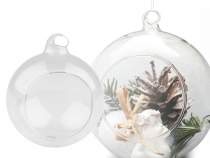 Hanging Glass Globes for plants Ø10 cm