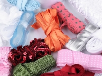 Lace, Ribbon, Trim Set