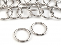 Clothing Ring Ø20 mm Stainless steel