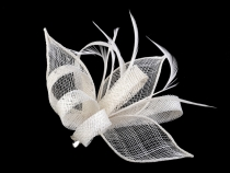 Fascinator / Brooch Bloom