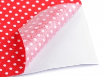 Self Adhesive Fabric Sheets 10x15 cm