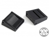 Plastic Buckle width 25 mm with lock