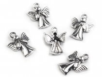Charm Pendant 15x20 mm Angel