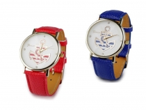 Ladies Watch 3.8x24 cm with Anchor