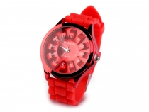 Silicone Watch 4.4x24.5 cm