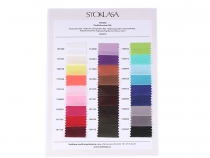 Colour Card to Lining Fabric