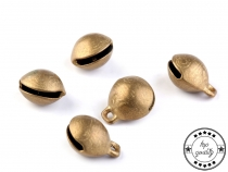 Brass Jingle Bells with Pleasant Sound 20x24 mm
