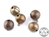 Brass Jingle Bells Ø25 mm
