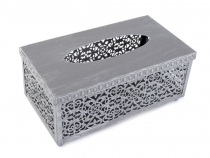 Metal Tissue Box Holder