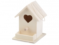 DIY / Wooden Bird House