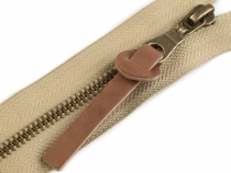 Eco Leather Zip Puller 18x90 mm