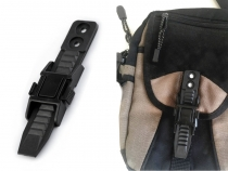 Quick Release Strap Buckle with Extension 33x116 mm