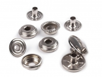 Press Fasteners Auto moto Ø15 mm (AM6) - O-SPRING - in bulk