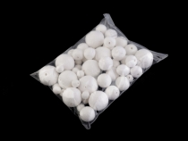Spun Cotton Balls - mix