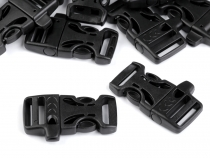 Side Release Buckle with Whistle width 20 mm